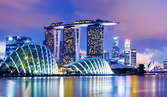 Singapore is Shaping Up to Become the Blockchain Center of the World