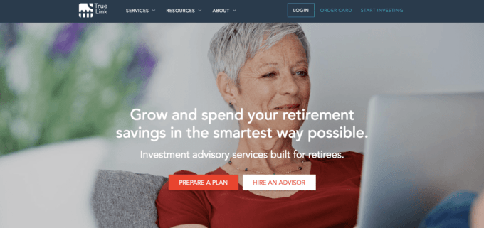 True Link Financial raises $3.6 million more to further help retirees protect their money