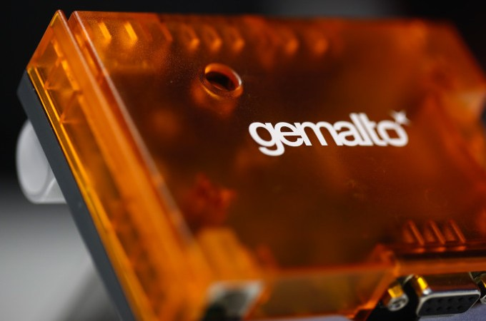 French interbank rails tap Gemalto to power mobile payment migration