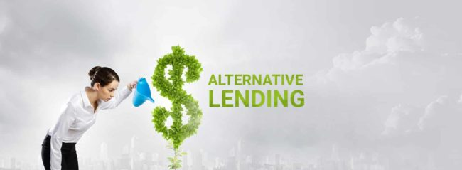 European online alternative lending market volumes grew 23% between 2015 and 3Q 2016