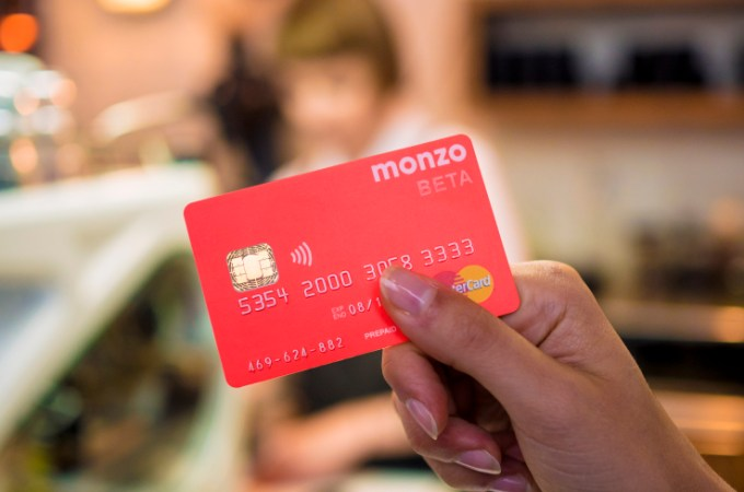Monzo, a UK digital-only bank, is closing in on new funding led by U.S.-based Thrive Capital