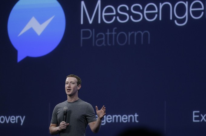 Now you can send money internationally through Facebook Messenger