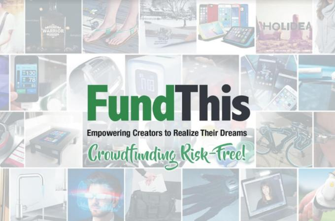 FundThis creates a 'risk free' crowdfunding platform