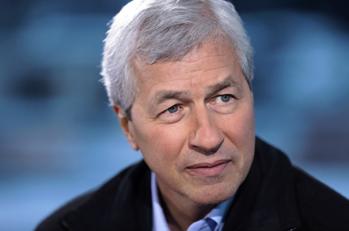 What Dimon had to say about fintech in his annual letter