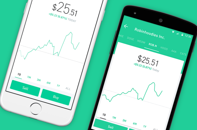 Robinhood to gain $5.6 billion valuation on new funding – WSJ