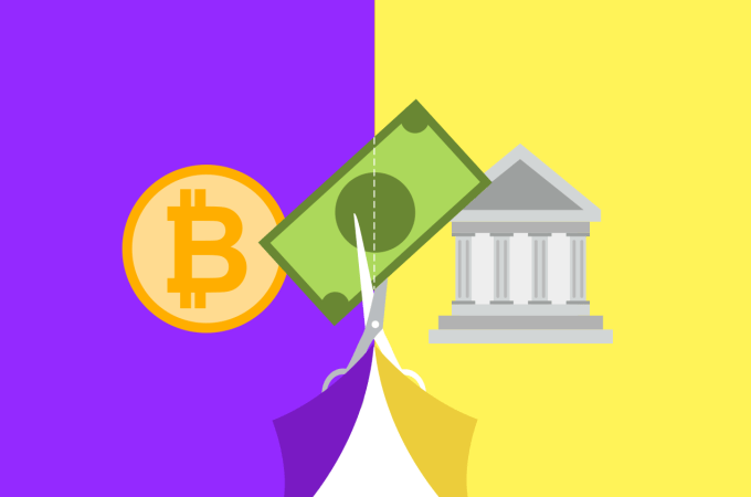 Traditional banks hate crypto – Part II
