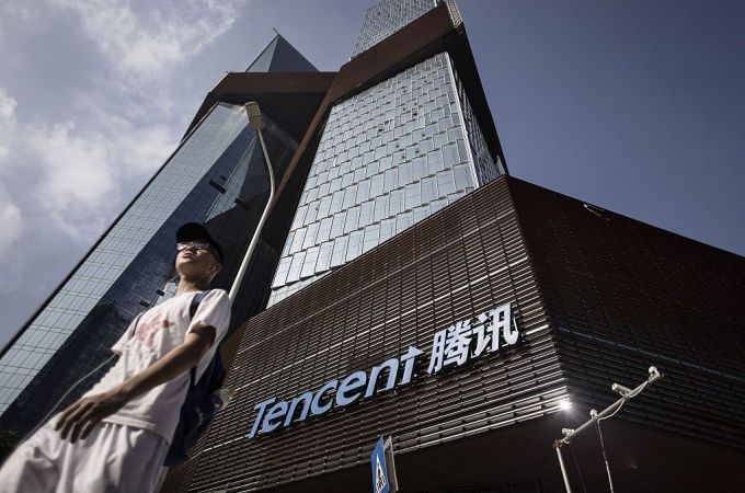 Tencent and JD.com each take minority stakes in Chinese retail group Better Life