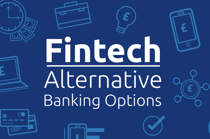 Fintech Alternative Banking Options (Infografic)