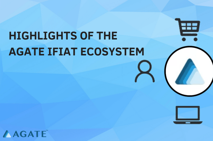 Highlights of the AGATE iFiat Ecosystem