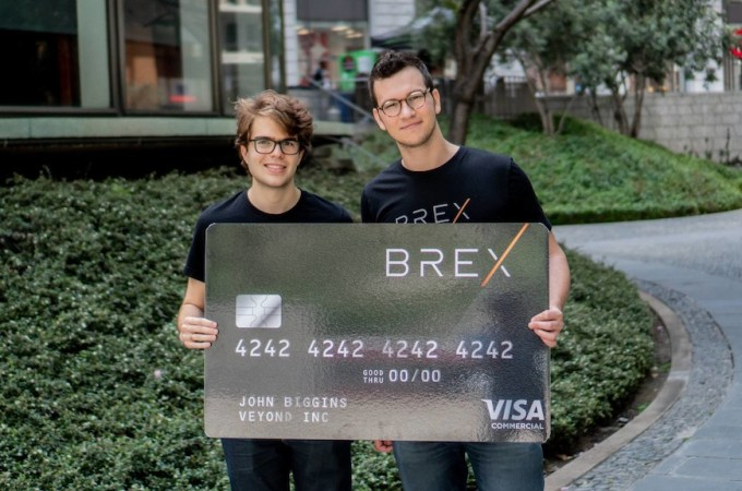 How the 22-year-old founders of Brex built a billion dollar business in less than 2 years