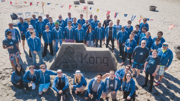 Kong raises $43 million to expand its API automation platform