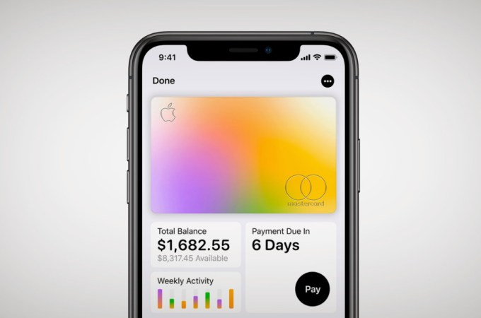 Apple Card will make credit card fraud a lot more difficult