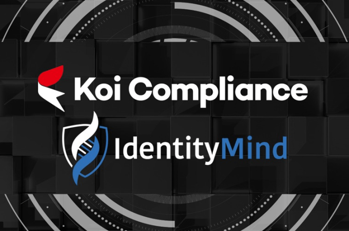 Koi Trading OTC Crypto Exchange Partners with IdentityMind for Compliance and AML/KYC Services
