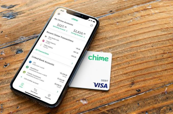 Digital Bank Chime Now Has A Valuation Of $5.8 Billion