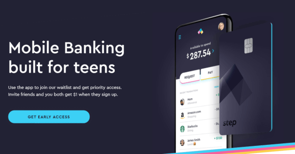 Step raises $22.5 million to help teens manage their money