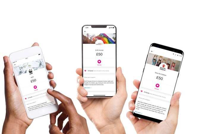 Revolut launches charity feature Donations