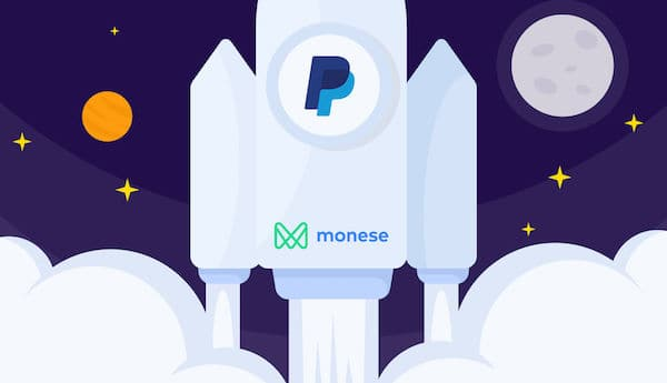 Monese Announces New Collaboration With PayPal
