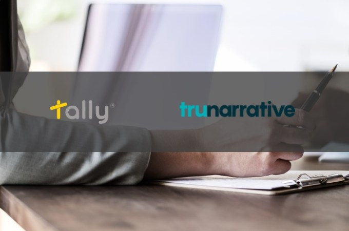 Tally picks TruNarrative for onboarding and ID verification