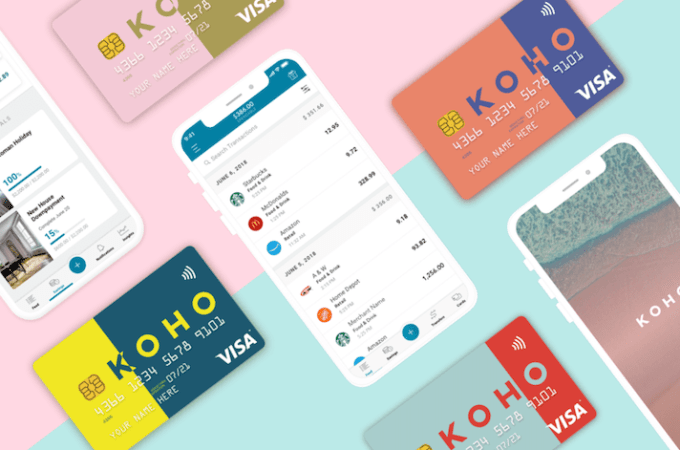 Canadian Neobank Koho's Series B Funding Round Secures Additional $25 Million