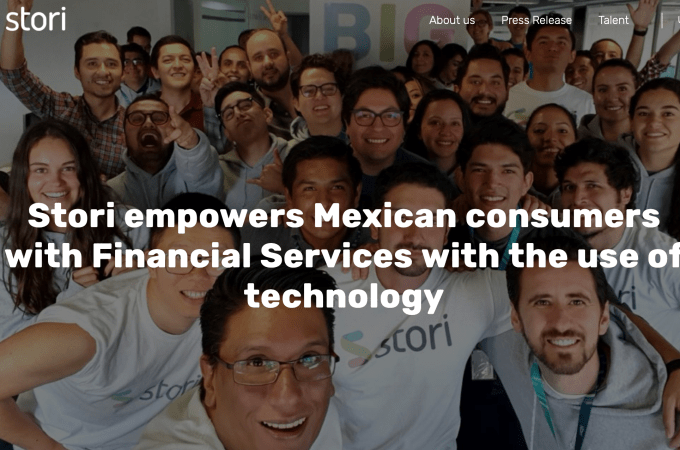 Mexico Digital Bank Stori Raises $10 Million USD and Launches Inclusive Digital Credit Card
