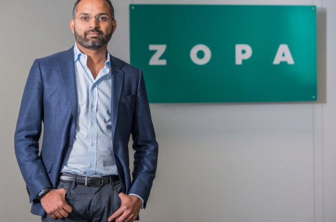 UK's Digital Bank and Online Lender Zopa Aims to Generate Profits in 2021