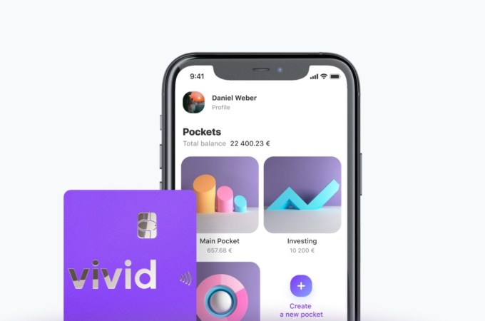 Vivid Money launches together with solarisBank and Visa in Germany