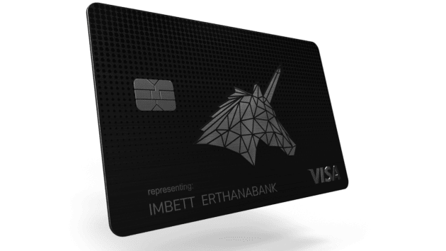 The newest fintech unicorn is a credit card, and it's betting against big banks