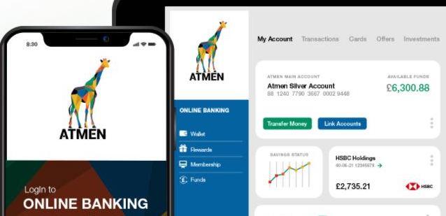 Black-led UK challenger Atmen is raising half a million