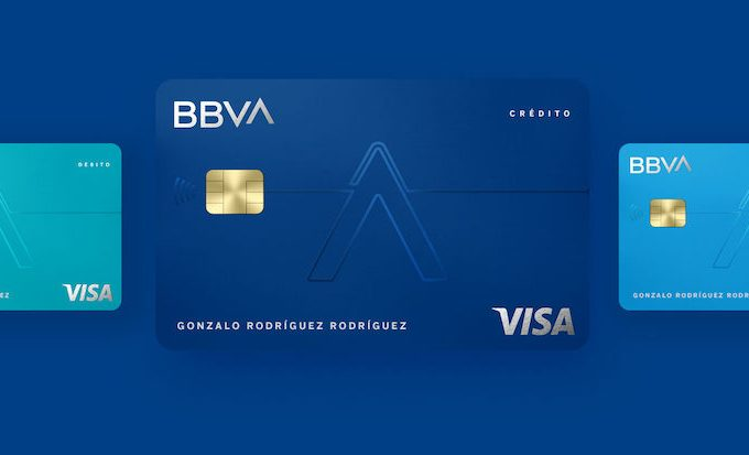 BBVA launches Aqua, its first card without numbers or a CVV