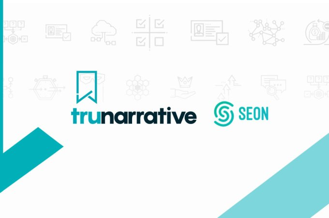 TruNarrative and SEON build partnership to bring enhanced verification data into the TruNarrative platform