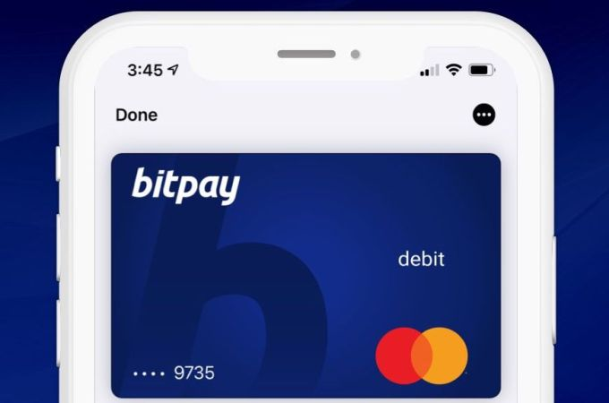 BitPay Card Adds Support for Apple Pay