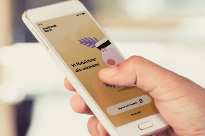 Sweden-based digital bank Northmill raises $30M