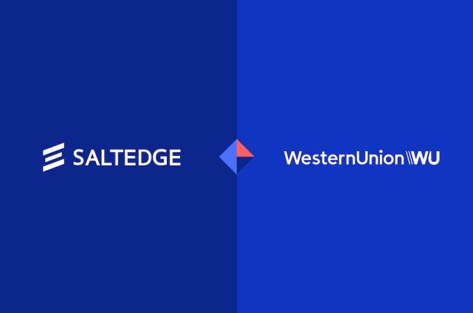 Salt Edge teaming up with Western Union's European digital bank