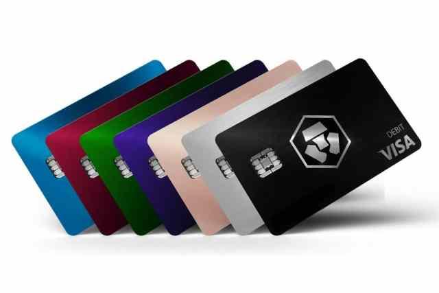 Cryptocurrency Visa Card Australia