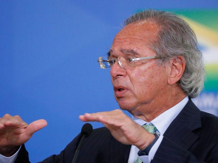 "Guedes cogita IPO do ""banco digital"" estatal criado na pandemia para pagar o auxílio emergencial"