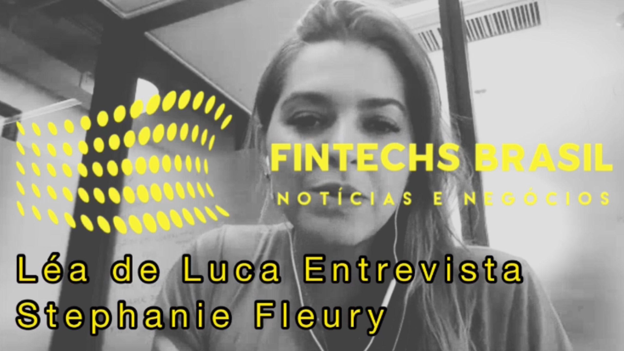 Stephanie Fleury conta como vendeu a carteira DinDin ao Bradesco