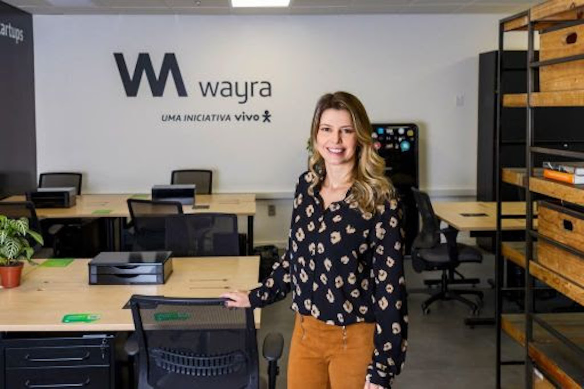Wayra, da Vivo, e Cubo, do Itaú, fecham parceria; primeira 'live' é dia 18/11