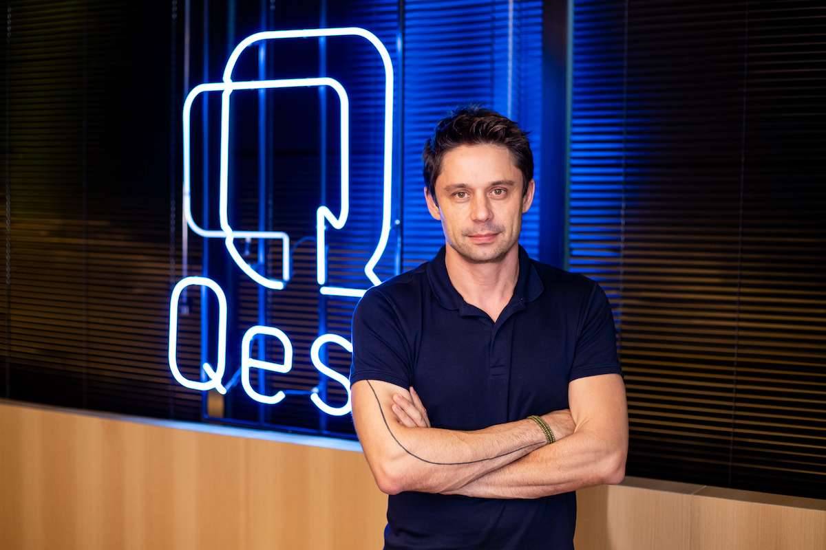 """Qesh cria """"bolepix"""" e espera conquistar mais 80 clientes até o final do ano"""
