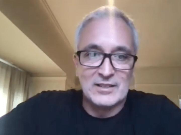 """Data cap é o novo market cap"", diz André Vellozo, CEO da DrumWave"
