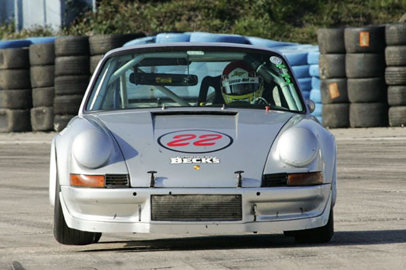 Jay wins at Sebring Porsche 911