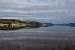 Aberdyfi reflected