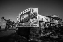 Wrexham billboard