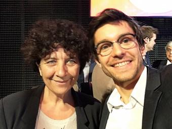 Echange avec Frédérique Vidal