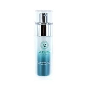 hydroquinone cream skin lightening 2% VI Derm
