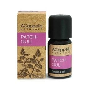 patchouli oil Acappella Naturals