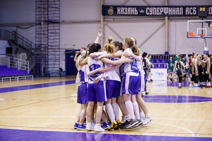 Equipe feminina de basquete da FEFU