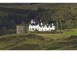 Uig Hotel, Isle of Skye, Scotland