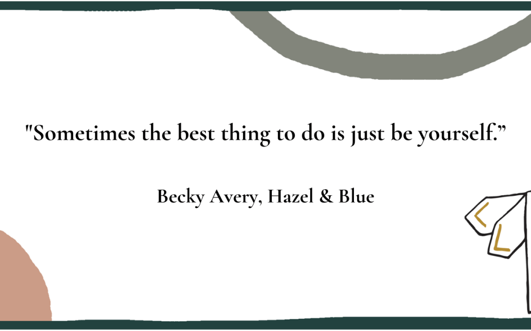S3/E5: Becky Avery on building a business your own way