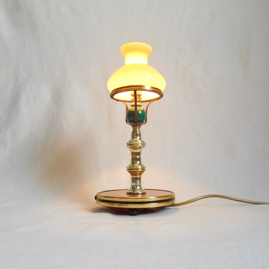 Mid century lamp  ●