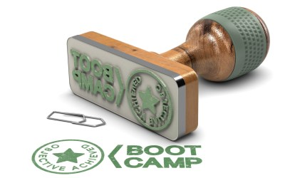 What is a #CyberGran Boot-camp?
